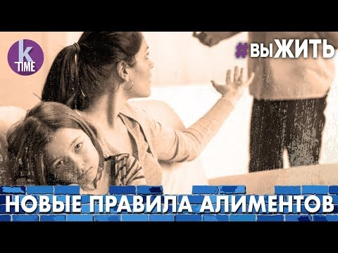 """Алименты """"по-новому"""": что изменилось в Украине - #41 ВыЖИТЬ"""