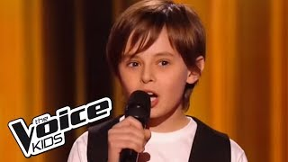 Je veux - Zaz | Nans | The Voice Kids 2016 | Blind Audition