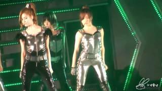 110724 SNSD 2nd tour in Seoul - beautiful stranger Sunny [fancam]