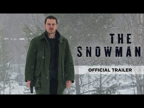 The Snowman Movie Trailer