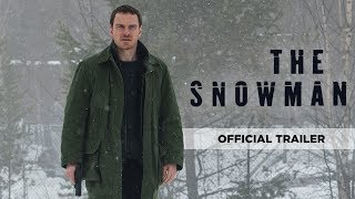 Trailer of The Snowman (2017)