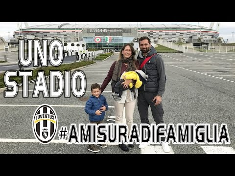 Juventus Stadium a misura di famiglia