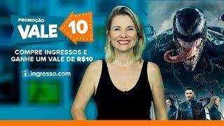 Promoção Vale 10 | Ingresso.com
