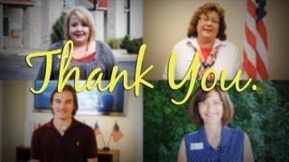 Thank You Veterans and Active Military - Branson Tourism Center & Branson.com  Video