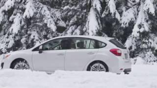 2016 Subaru WRX STi Blizzak snow tires - Самые лучшие видео