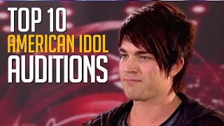 10 Most Memorable American Idol Auditions EVER!