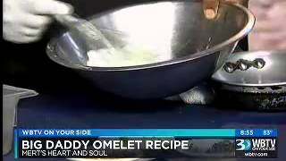 BIg Daddy Omelet Recipe