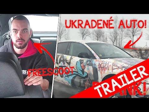 HONIČKA PO DÁLNICI V UKRADENÉM AUTĚ! - TRAILER