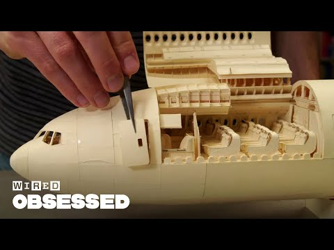 Boeing 777 φτιαγμένο από... χαρτί