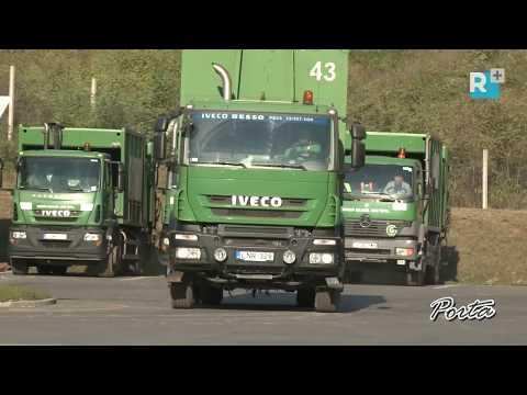 Változások a zöldhulladék elszállítás és gyűjtés nyári ütemezésében