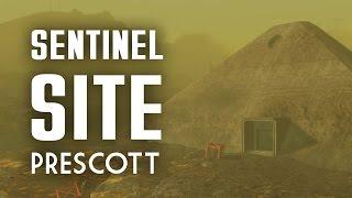 The Full Story of Sentinel Site Prescott - Fallout 4 Lore