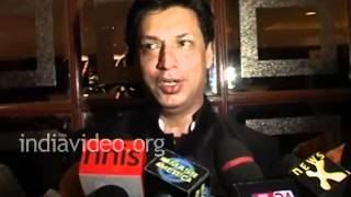Heroine is not based on the life of Manisha Koirala saysMadhur Bhandarkar