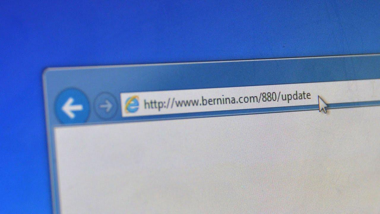 Firmware Update Video Tutorial