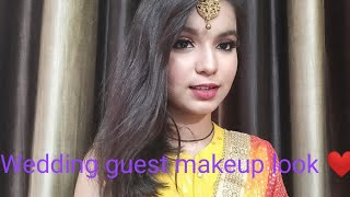 Wedding guest makeup look  #by 13year old girl ❤️❤️❤️❤️