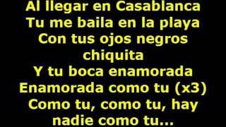 Gipsy Kings & Alabina - Eres Tu Lyrics