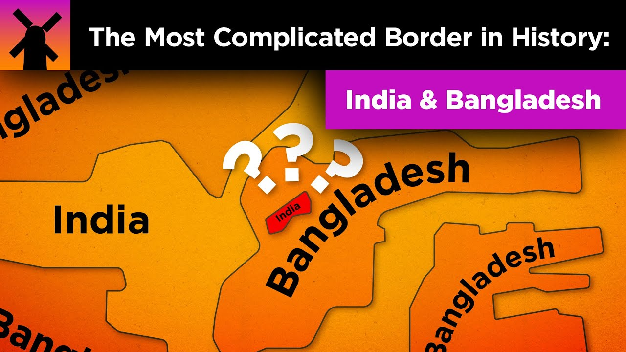 The Most Complicated Border in History: India/Bangladesh thumbnail