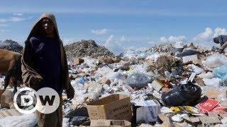 Trash into cash - plastic waste in Haiti   DW Documentary
