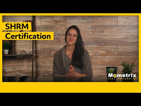 What is the SHRM Certification? - YouTube