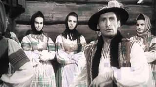 goralské tanečné sólo - z filmu Balada o Vojtovej Maríne