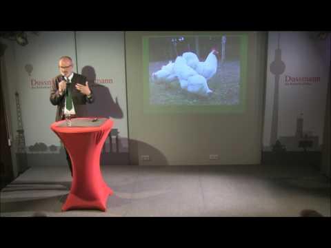 Das Seelenleben der Tiere: Buchvorstellung mit Peter Wohlleben