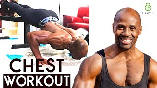My 10 MINUTE MORNING WORKOUT ROUTINE | FITBEAST