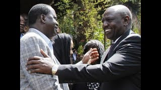 Raila Odinga ropes DP William Ruto in a maize scandal that brought diplomatic tiff