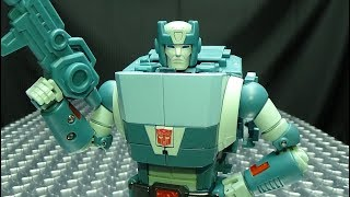FansToys KOOT (Masterpiece Kup): EmGo's Transformers Reviews N' Stuff