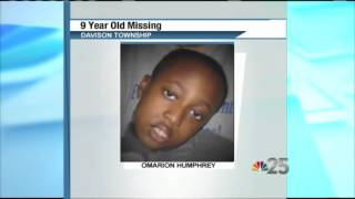 Police Are Still On The Scene Searching For A Missing Autistic 9-year-old Boy