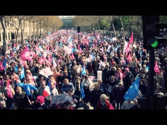 La Manif Pour Tous - Teaser 26 mai  2013