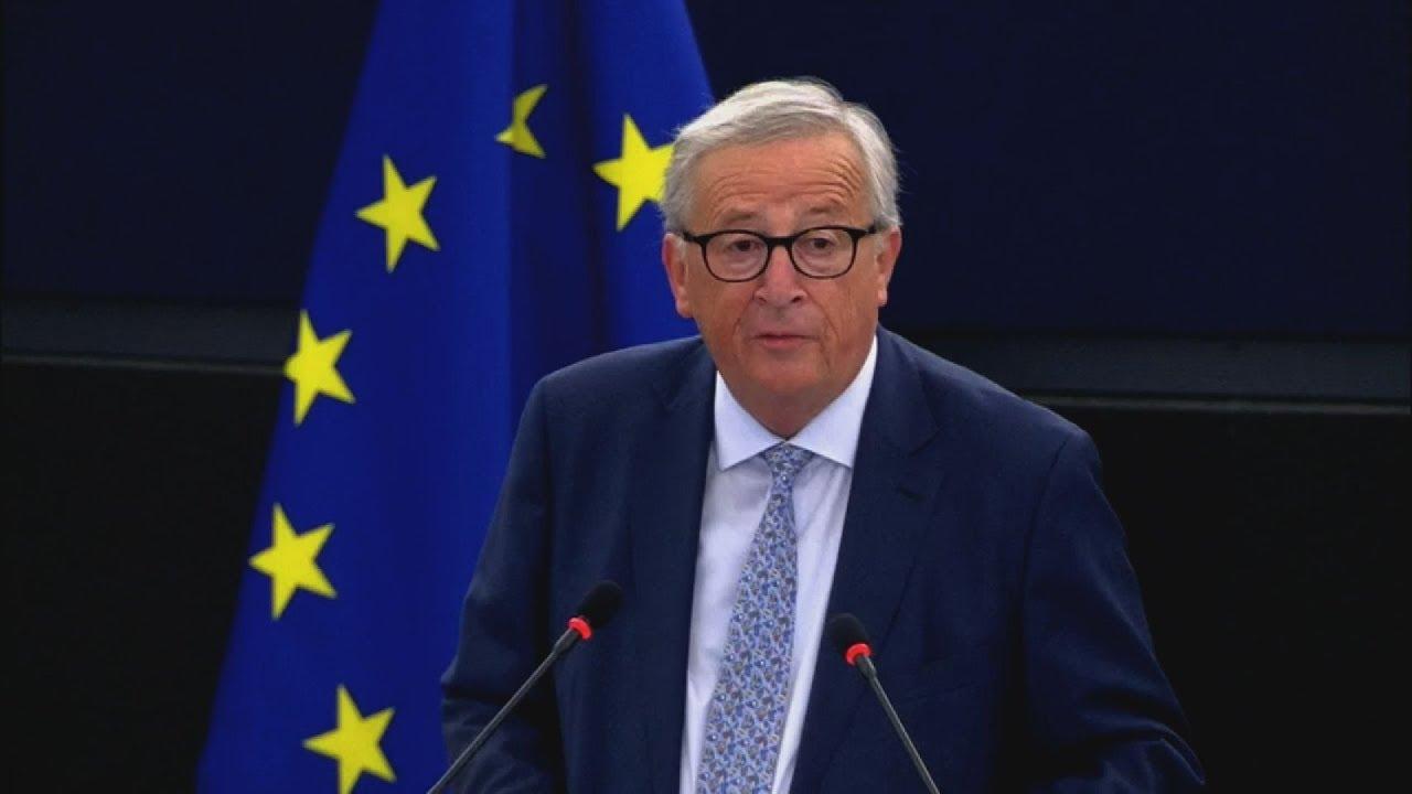Ζαν Κλοντ Γιούνκερ : «Ηράκλειες οι προσπάθειες της Ελλάδας»