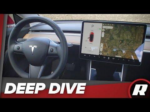 Deep Dive: All the tech in the Tesla Model 3