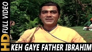 Keh Gaye Father Ibrahim | Manna Dey | Izzat 1968 Songs