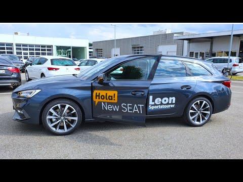 Seat Leon SportsTourer FR 2020