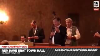 Rep. Dave Brat Town Hall (2/21/17)