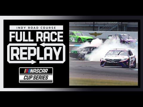 NASCAR ビッグマシン Vodka 400 (インディアナポリス・モーター・スピードウェイ)フルレース動画