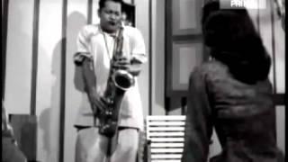"""Ex.5.9 """"Jeritan Batin 1 (saxophone solo)""""  in Ibu Mertuaku (1962)"""