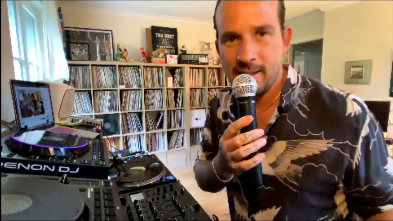 Luciano - Live @ Living Room Session #38 2020