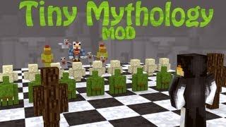 War Minions: Minecraft Tiny Mythology Mod Showcase