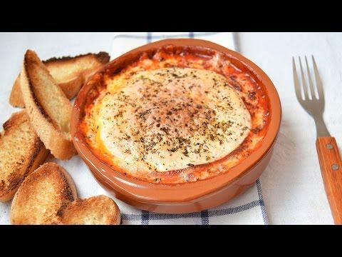 Provolone con Tomate al Horno | Recetas de Cocina