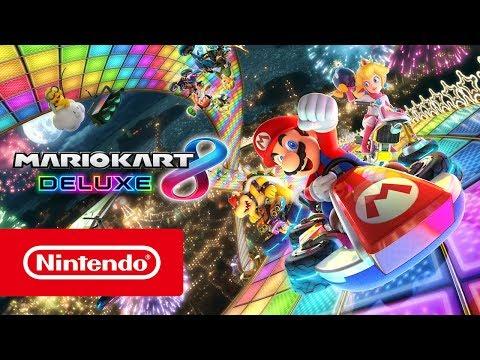 Mario Kart 8 Deluxe – Einführung zu Hilfsoptionen (Nintendo Switch)