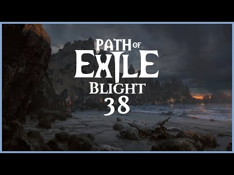 PoE Blight #S01E38 Holy Flame Totem Marauder [HD 1080p | Deutsch]