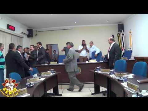 Tribuna Alex Tufão divisão de esportes de Juquitiba dia 18 de Outubro 2016