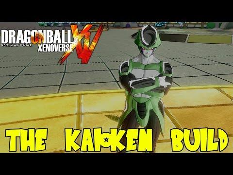 Dragon Ball Xenoverse: The Invincible Infinite Stamina Kaioken x20 Character Build