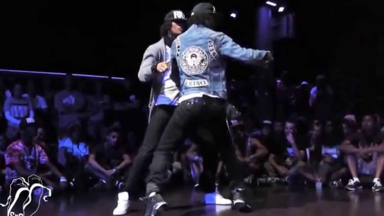 Танец хип-хоп коротко видео для батла
