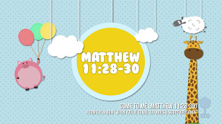 Lullaby Music: Come To Me (Matthew 11:28-30)