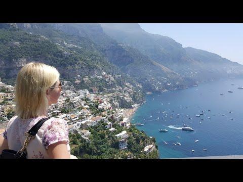 Амальфитанское побережье Италии: едем в Позитано - часть #13 #Авиамания