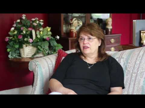 Customer Diane Sarrocco of Summerville, SC gives a great testimonial about Cantey Foundation Specialists!