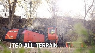 Ditch Witch JT60 and JT60 All Terrain Drills