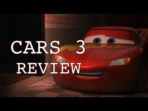 Cars 3 Review - Owen Wilson, Cristela Alonzo