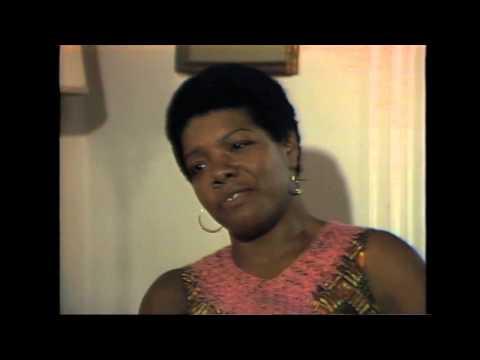 Vidéo de Maya Angelou